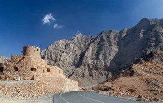 Fly en Cruise van Dubai naar Abu Dhabi en Oman - Fort Al Qala - Oman