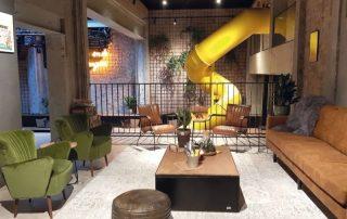 Hip en trendy overnachten in Oostende - Hotel Upstairs