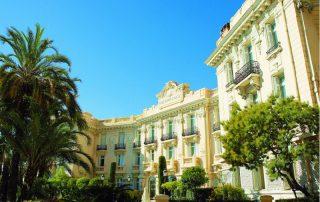 Luxe citytrip Monaco - Hotel Hermitage - buitenkant