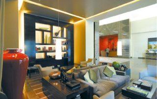 Luxe citytrip Monaco - Hotel Monte Carlo Bay - Lobby