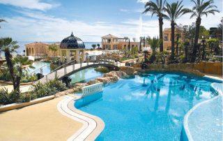 Luxe citytrip Monaco - Hotel Monte Carlo Bay - Zwembad