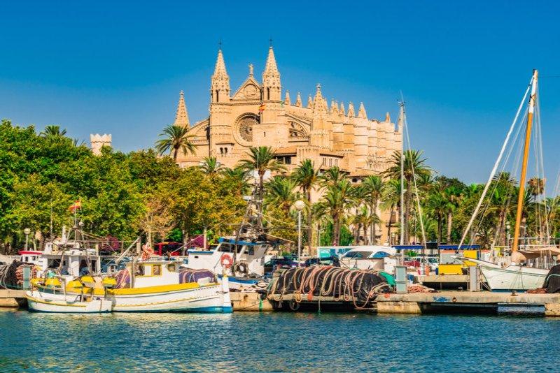 Mallorca, de favoriete bestemming van onze collega Kris - Palma de Mallorca