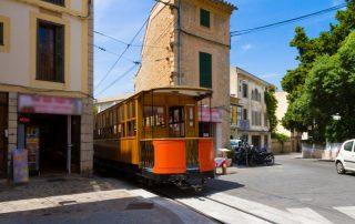 Mallorca, de favoriete bestemming van onze collega Kris - Port de Soller tram