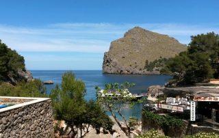 Mallorca, de favoriete bestemming van onze collega Kris - baai