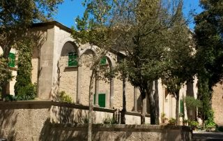 Mallorca, de favoriete bestemming van onze collega Kris - historisch gebouw
