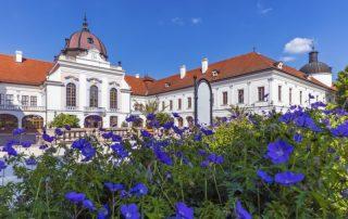 Riviercruise op de Donau, van München tot aan de Zwarte Zee - Kasteel Godollo - Hongarije