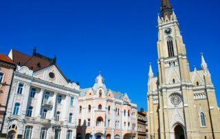 Riviercruise op de Donau, van München tot aan de Zwarte Zee - Novi Sad - Servië