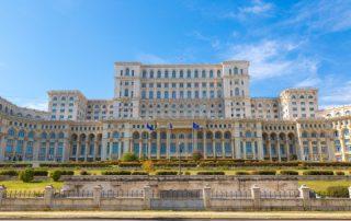 Riviercruise op de Donau, van München tot aan de Zwarte Zee - Parlementsgebouw - Boekarest - Roemenië