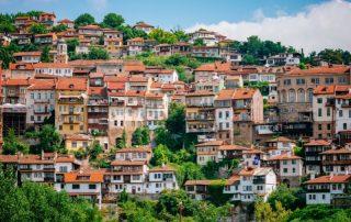 Riviercruise op de Donau, van München tot aan de Zwarte Zee - Veliko Tarnovo - Bulgarije