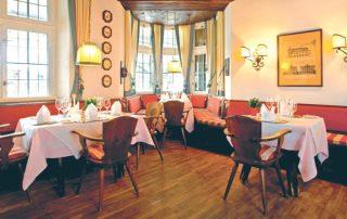 Shortski in het Oostenrijkse Igls - Sporthotel Igls - restaurant