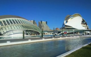 Valencia, de favoriete bestemming van onze collega An - City of Arts and Sciences