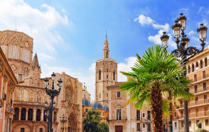 Valencia, de favoriete bestemming van onze collega An - oude stad