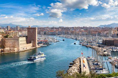 11-daagse luxecruise op de Middellandse Zee - Marseille - Frankrijk