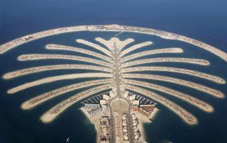 Fly en Cruise van Dubai naar Abu Dhabi en Oman - Palmeilanden - Dubai