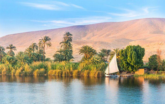 Geniet van het zonnige Egypte tijdens een wintercruise op de Nijl - Luxor