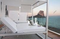 Fietsvakantie in Calpe aan de Costa Blanca - Gran hotel Sol Y Mar