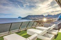 Fietsvakantie in Calpe aan de Costa Blanca - Hotel Suitopia sol y mar