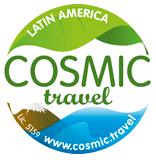 Overzicht van onze touroperators en reispartners - Logo Cosmic Travel