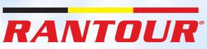 Overzicht van onze touroperators en reispartners - Logo Rantour