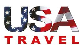 Overzicht van onze touroperators en reispartners - Logo USA Travel