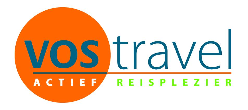 Overzicht van onze touroperators en reispartners - Logo VOS Travel