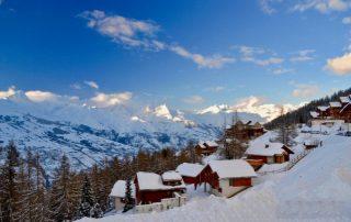 Ontdek het skigebied Paradiski in de Franse Alpen - Peisey-Vallandry