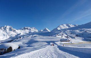 Ontdek het skigebied Paradiski in de Franse Alpen - la Plagne