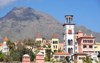 Vlieg deze winter naar de zon op Tenerife - Costa Adeje
