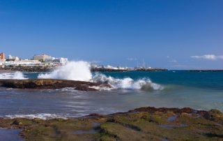 Vlieg deze winter naar de zon op Tenerife - Playa Fañabé