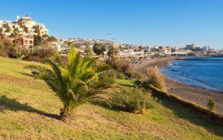 Vlieg deze winter naar de zon op Tenerife - Playa Fañabé - baai