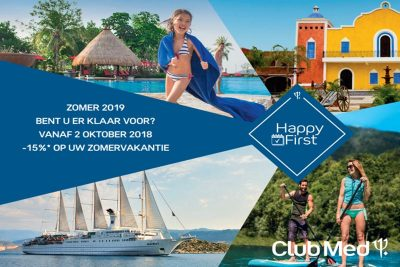 Club Med Happy First zomer 2019