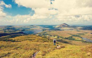 Ierland - Connemara National Park