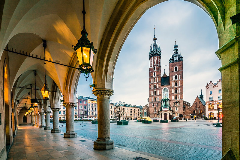 Krakau - 7 tot 10 juli 2019 - Rynek