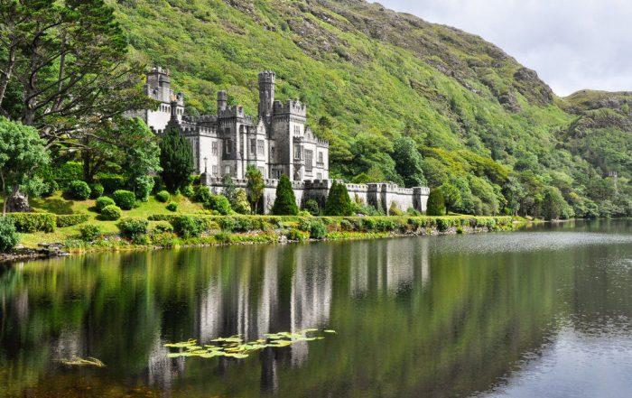 Ierland - 17 tot 24 mei 2019 - Kylemore Abbey