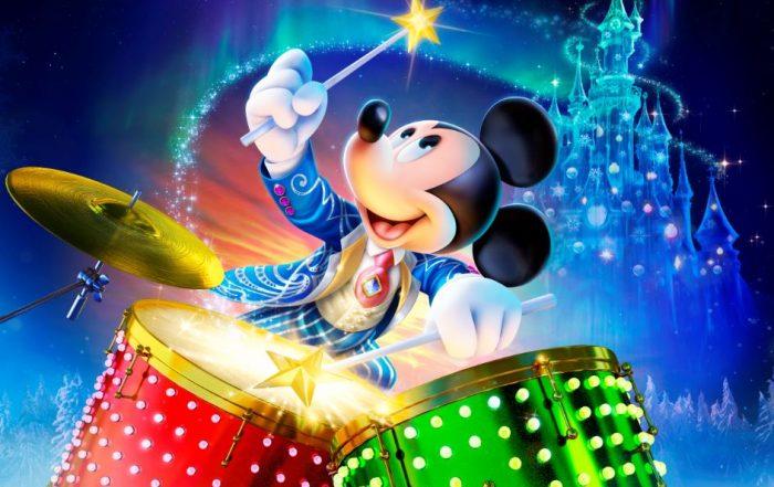 Betoverende kerst Disneyland Parijs