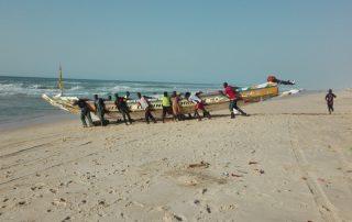 Ontdek Senegal met het gezin - boot