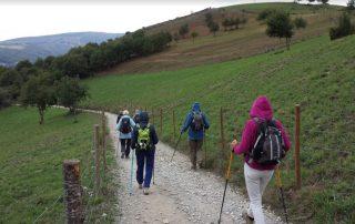 Op weg naar Compostela