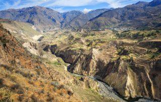 Rondreis Peru - Colca Canyon