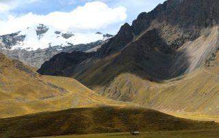 Rondreis Peru - La Raya bergpas
