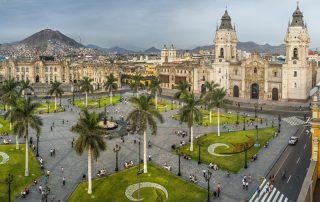 Rondreis Peru - Lima