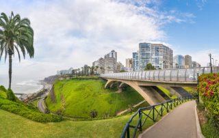Rondreis Peru - Lima - Miraflores