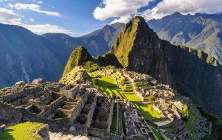Rondreis Peru - Machu Picchu - UNESCO Wereld Erfgoed en 1 van de 7 wereldwonderen