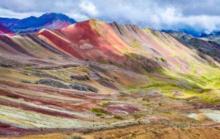 Rondreis Peru - Regenboogberg Vinicunca