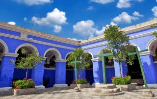 Rondreis Peru - Santa Catalina klooster