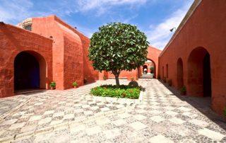 Rondreis Peru - Santa Catalina klooster in Arequipa