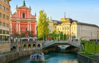 Slovenië - Ljubljana