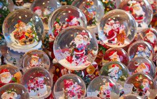 Kerstmarkt in Straatsburg