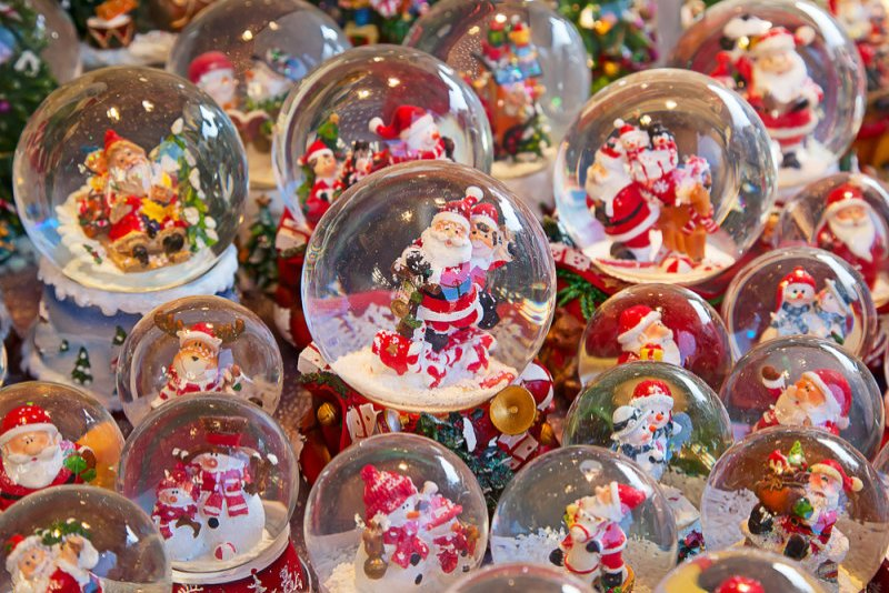 Straatsburg en Basel reis naar de Elzas - Kerstmarkt in Straatsburg