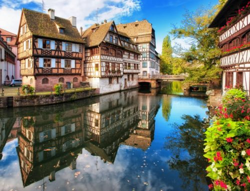 Straatsburg en Basel reis naar de Elzas