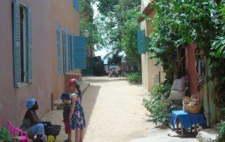 Ontdek Senegal met het gezin - dorp